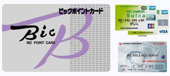 ビックポイントカード