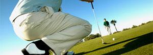 ゴルフサービス