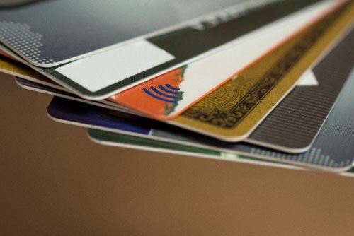 クレジットカード色々