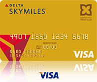 デルタスカイマイルSuMiTRUSTCLUBゴールドVISA カード