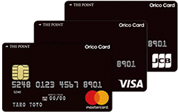 OricoCard THE POINT