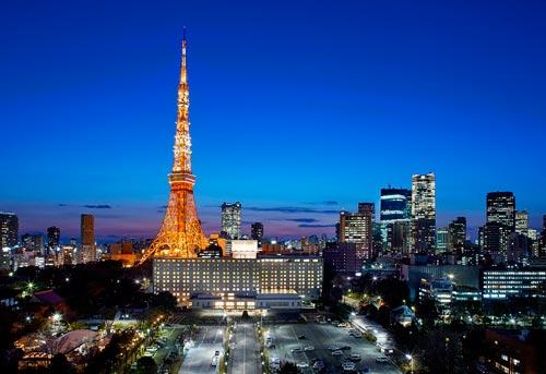 プリンスホテル東京