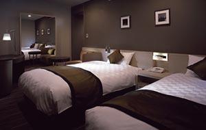 新宿プリンスホテル客室
