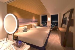 名古屋プリンスホテル客室